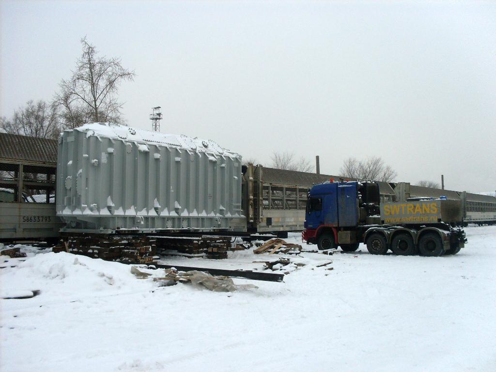 SWTrans - перевозка трансформаторов