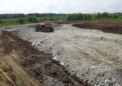строительство причала. строительство дороги. общестроительные работы