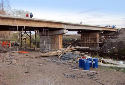строительство моста. общестроительные работы. реконструкция мостов