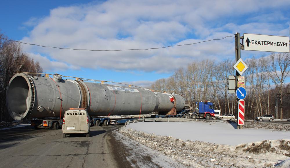 перевозка длинномерных грузов