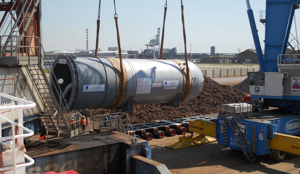 Международные перевозки негабаритных грузов