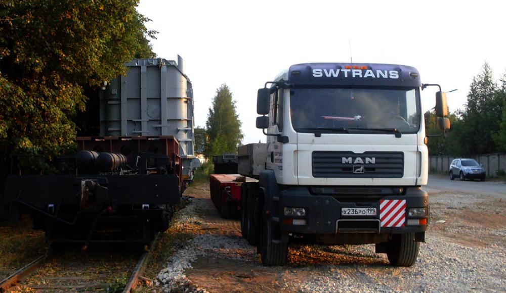 Перевозка трансформаторов